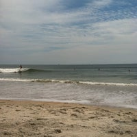 Photo taken at Carolina Beach by Ali H. on 9/22/2012