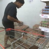 Photo taken at Pasaraya HERO (Hypermarket) by TONAH . on 6/15/2016