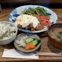 Photo taken at キッチン米一 by ウニオ on 12/5/2012