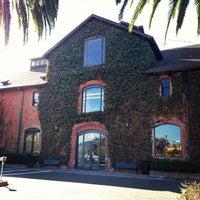 Photo taken at Stanford Barn by Pinkz C. on 11/22/2013