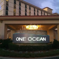 Photo taken at One Ocean Resort & Spa by Tonya A. on 12/2/2012
