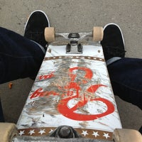 Photo taken at Tualatin Hills Skate Park by Elliot C. on 6/22/2013
