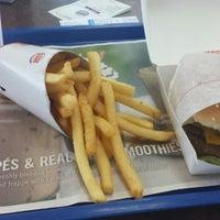 Photo taken at Burger King by Lance S. on 9/14/2013