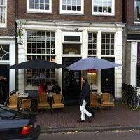 Photo taken at Café De Prins by Gareth on 11/2/2012