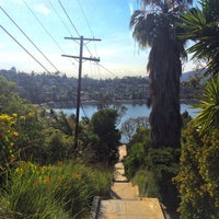 Photo taken at Mattachine Steps by Reb L. on 5/21/2015