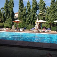 Photo taken at Windmill Resort Hotel by Sofia on 1/7/2013