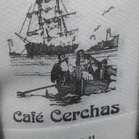 Photo taken at Café Cerchas by Manu C. on 9/7/2014