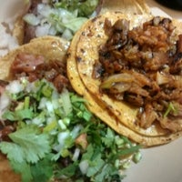 "Photo taken at Tacos ""El Parrillero"" by Aquileo R. on 3/8/2015"