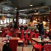Photo taken at Jamie's Italian by Petra V. on 6/24/2013