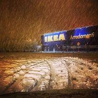 Photo taken at IKEA by Alessandro L. on 2/23/2013