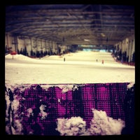 Photo taken at MadridSnowZone by Danny D. on 4/23/2013