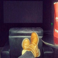 Photo taken at Hoyts Premium Class by Lily D. on 3/1/2013
