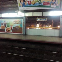 Photo taken at LRT 1 (Gil Puyat Station) by Dhetty —. on 11/3/2014