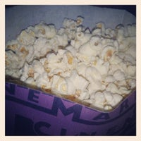 Photo taken at Cinemark by Mariana A. on 9/14/2012
