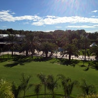 Photo taken at Hotel La Calderona Spa Sport & Golf Resort by Begoña BT on 10/27/2012