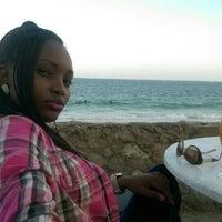 Photo taken at Mombasa Beach Hotel by Faith L. on 2/13/2016