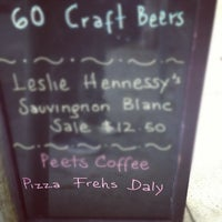 Photo taken at Hennessy's Wines & Specialty Foods by Lau A. on 12/4/2012