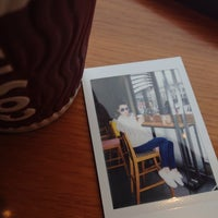 Photo taken at Costa Coffee by Karina on 3/4/2016