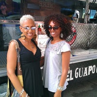 Photo taken at El Guapo Fresh Mexican Grill by Stephanie W. on 7/16/2013