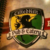 Photo taken at Tilted Kilt Pub & Eatery by John L. on 12/9/2012