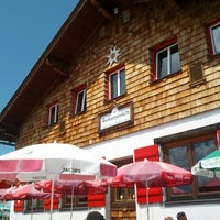 Photo taken at Hochwurzenalm by Leon v. on 7/18/2013