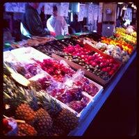 Photo taken at Soulard Farmers Market by David H. on 10/27/2012