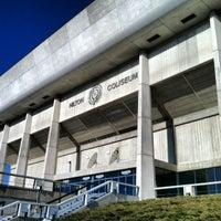 Photo taken at James H. Hilton Coliseum by Stephen K. on 1/14/2013