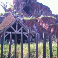Photo taken at Splash Mountain by Juan F. on 1/5/2013