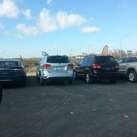 Photo taken at Oliver C Joseph Chrysler Dodge Jeep by Lakiesha D. on 11/7/2013