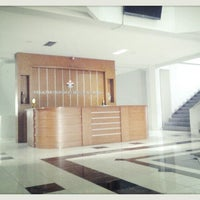 Photo taken at Fakultas Pendidikan Ekonomi dan Bisnis (FPEB) by rifqi k. on 2/11/2013