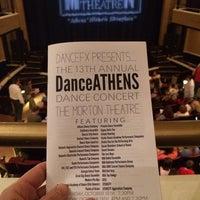 Photo taken at Morton Theatre by Allen R. on 10/18/2013