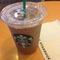 Photo taken at Starbucks by M4YAPRiL on 4/23/2013