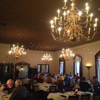 Photo taken at The Landmark Restaurant by Julie F. on 2/4/2015