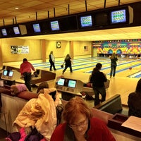 Photo taken at Riviera Lanes by Julie F. on 3/1/2016