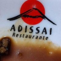 Photo taken at Adissai by Ricardo on 11/11/2012