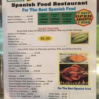 Photo taken at Joel's Spanish Food by John M. on 2/13/2016