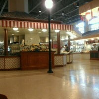 Photo taken at Lakeside Dining Hall by Eric K. on 12/11/2012