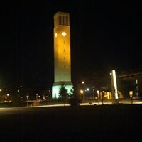 Photo taken at Albritton Bell Tower by Katy B. on 9/27/2013