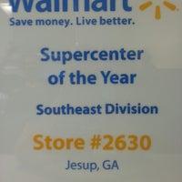 Photo taken at Walmart Supercenter by Charlotte M. on 4/18/2013