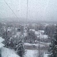 Photo taken at Whistler Village Gondola by Douglas M. on 1/6/2013