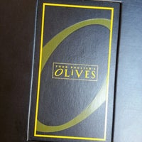 Photo taken at Todd English's Olives by Betty L. on 9/15/2012