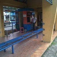 Photo taken at Terminal Feeder Busway Trans BSD by Reinhart P. on 6/2/2013