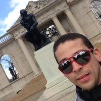 Photo taken at Rodin Museum by Humberto C. on 3/19/2013