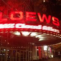 Photo taken at AMC Loews 34th Street 14 by Charles S. on 11/20/2012