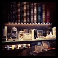 Photo taken at Nespresso Boutique by Nicoletta on 5/16/2013
