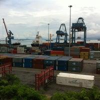 Photo taken at Pelabuhan Panjang by Handy Ramli on 7/13/2013