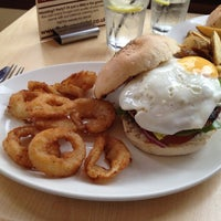 Photo taken at The Burger Joint by Kirk W. on 6/23/2012