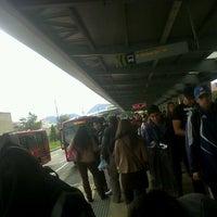 Photo taken at TransMilenio: Portal de Suba by Daniel P. on 9/15/2012