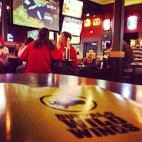 Photo taken at Buffalo Wild Wings by Vermont S. on 3/21/2013