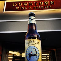 Photo taken at Downtown Wine & Spirits by Christopher on 2/21/2013